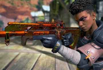 apex legends характеристики оружия