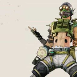 Октейн Apex Legends