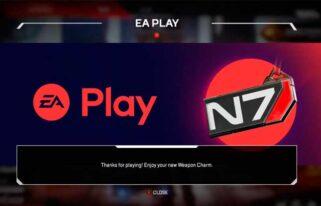 Талисман Mass Effect N7