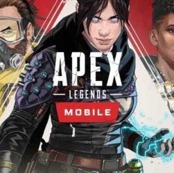 анонс Apex Legends Mobile